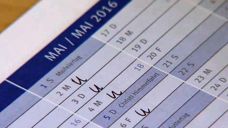 Brückentage 2016: Feiertage geschickt mit dem Urlaub kombinieren - n-tv.de