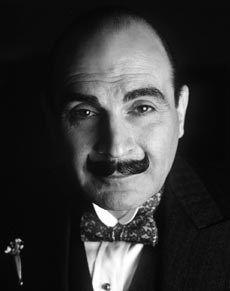 "David Suchet  ......""Hercule Poirot"""