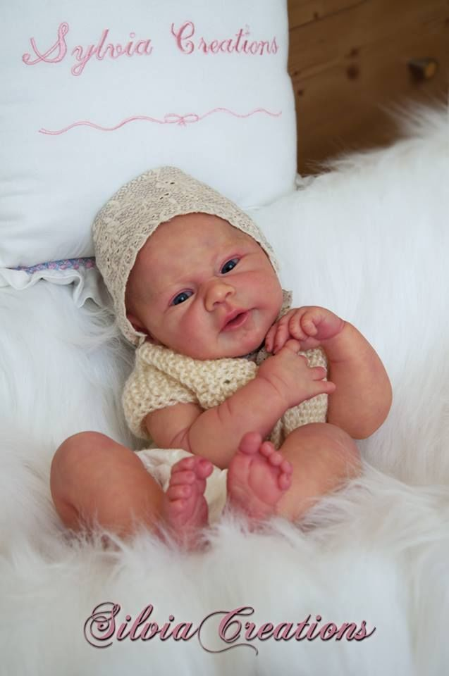 Madison by Andrea Arcello - Pre-Order - Online Store - City of Reborn Angels Supplier of Reborn Doll Kits and Supplies