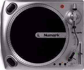 Numark Belt Drive Turntable Record Player w/USB