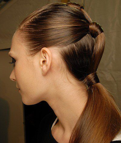 see a haircut on yourself for free 78 best ponytail hairstyles images on pony 3541