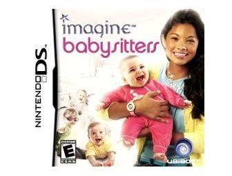 ds games for girls | Nintendo DS games for GIRLS #2: Imagine Babysitters, Imagine Teacher ...