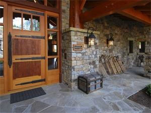 17 best images about house porch timber frame on for Front doors that let in light