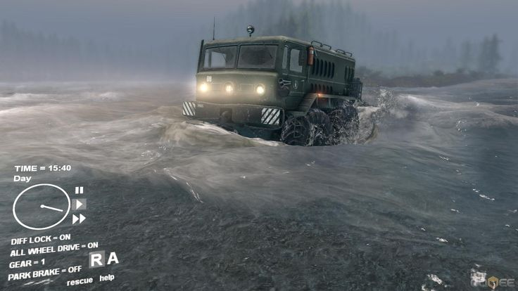 Spintires Game Preview