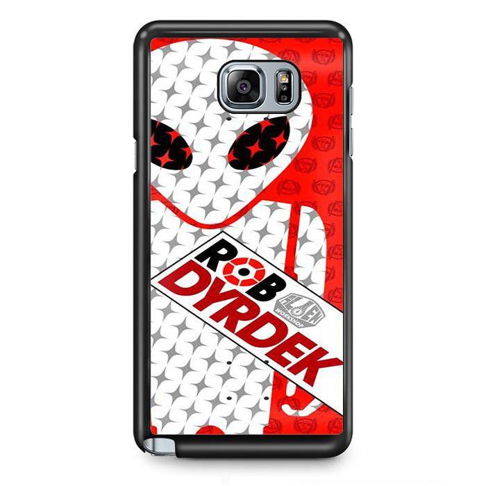 Alien Workshop Skateboard TATUM-571 Samsung Phonecase Cover Samsung Galaxy Note 2 Note 3 Note 4 Note 5 Note Edge