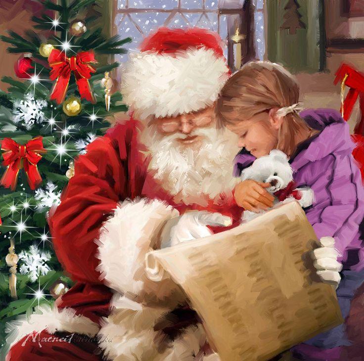 Как украшать дома на рождество 145