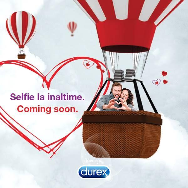 http://bit.ly/DeCeSaNuDaruiestiCevaDiferit  Selfie la inaltime? De ce nu? Cumpara Durex, inscrie bonul si arata-le tuturor cum e cu dragostea la inaltime!