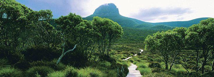 Overland Tasmania Hike