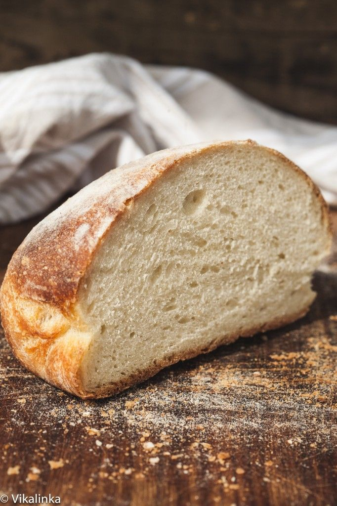 No Knead Farmhouse Bread- an amazingly simple method that even a complete newbie can produce a bakery worthy bread!