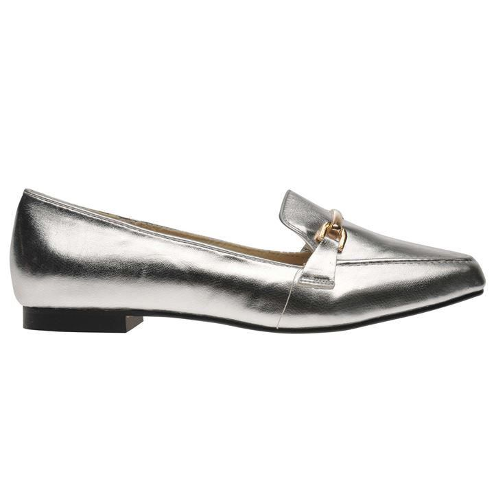 Glamorous Snaffle Loafers | Casual style | Metal detail