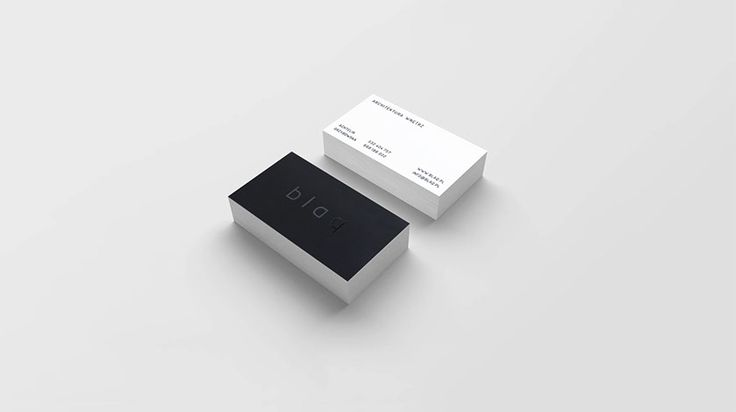 CARD I blaq architects