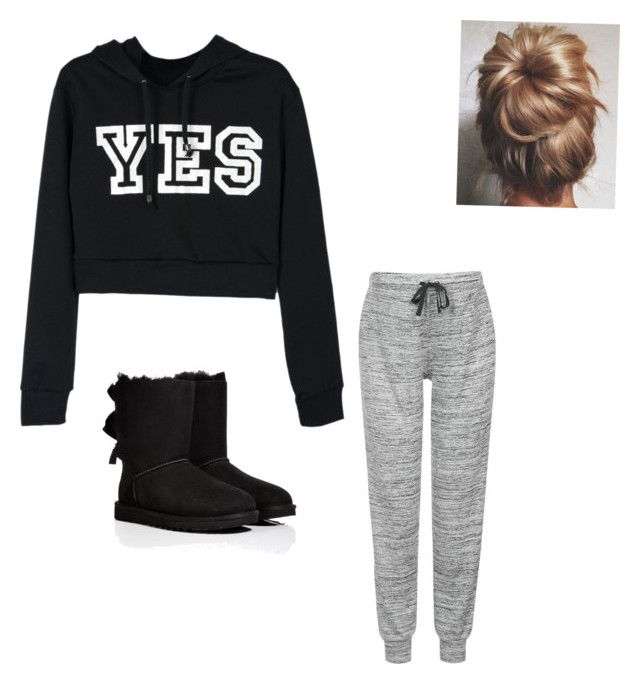 """""""School outfit (lazy day) #23"""" by thompsonangel on Polyvore"""