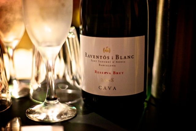 Raventos i Blanc Reserva Brut Cava 2008 RRP$39 Little evidence of autolysis gives this wine a supremely crisp, primary fruit dominant, and food friendly slant. 94 points