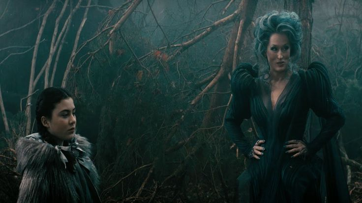 Into The Woods Trailer - In Theaters December 25! May go take in a movie on Christmas. Another with Johnny Depp to which I am looking forward.