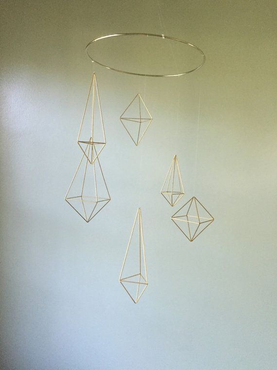 25 best ideas about geometric shapes art on pinterest for Baby shapes mobile