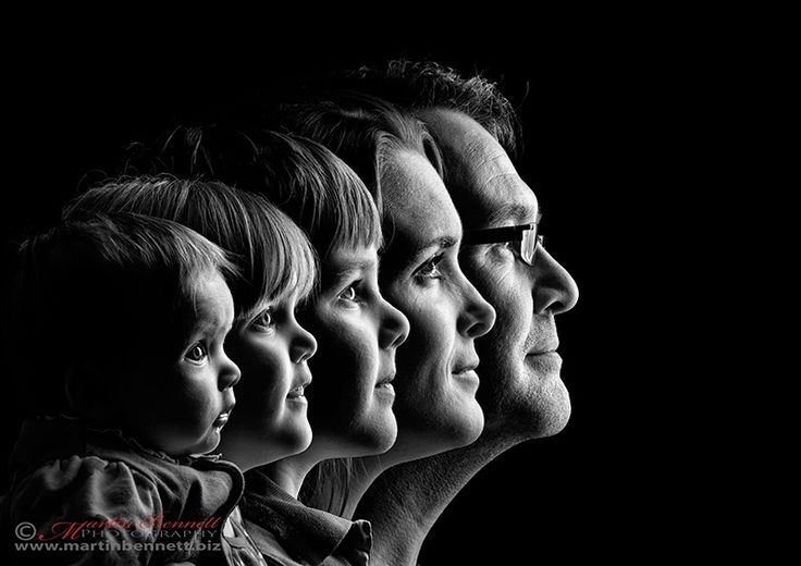 My Family & I by Martin Bennett, via 500px