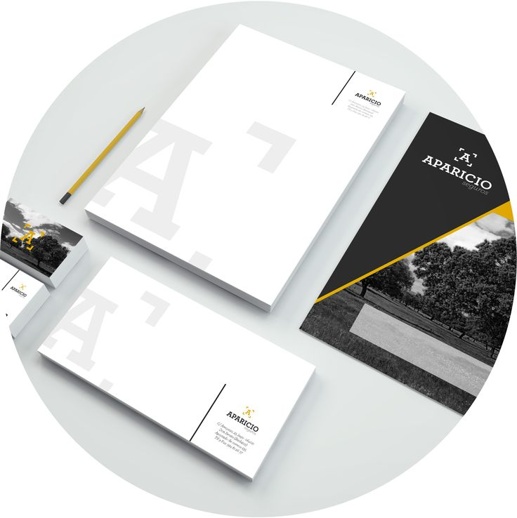 Diseño de imagen corporativa para empresa de seguros. Logo seguros.