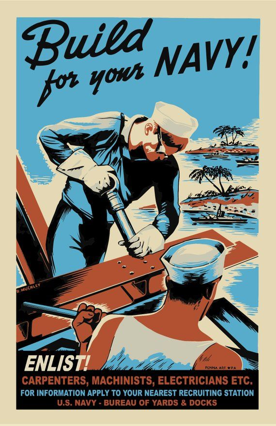 Fallout 4 24x36 Enlist Poster Print