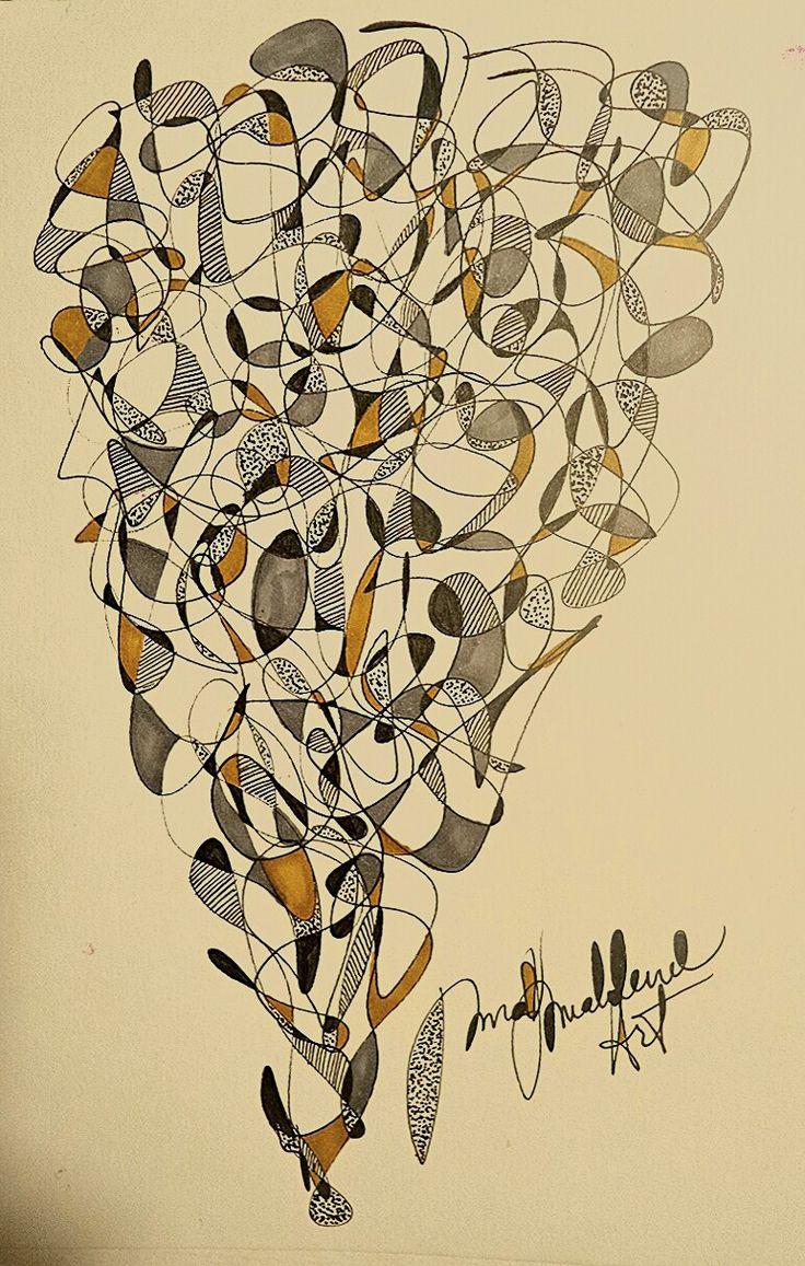 Think by Mad.Madlene Art