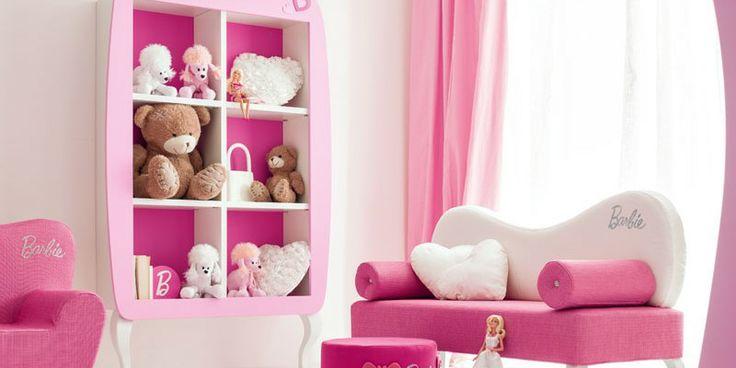 Composiciones para cuarto de ni a accesorios barbie muebles de servicio camas armarios - Accesorios para camas ...