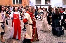 Romania medieval festival