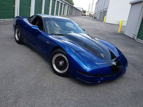 2003 Corvette Z06 Custom. Powered by a 1000 Horsepower Supercharged 403 LS2!