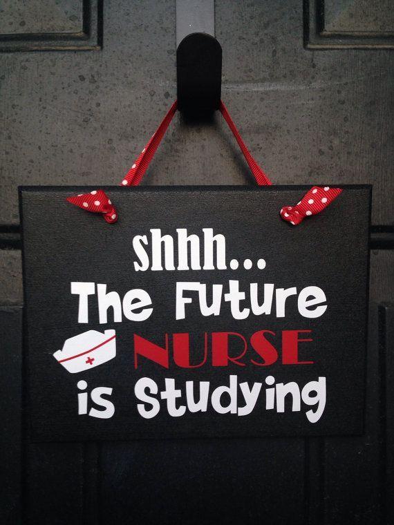 17 Best ideas about Dorm Door Signs on Pinterest | Nursing student ...