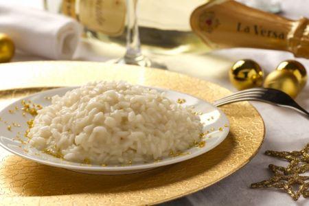 Champagne risotto - Italian Recipe on MyRecipeMagic.com