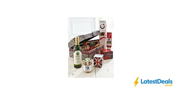 Retro Union Jack Food and Wine Chest, £27.99 at Very.co.uk