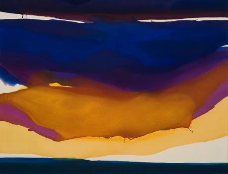 Gretchen Albrecht: Golden cloud