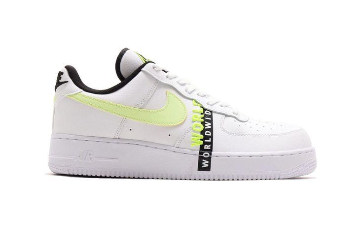 Nike Preps Neon-Clad Air Force 1