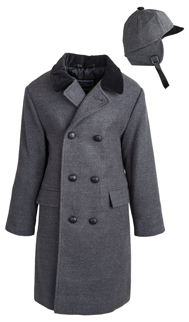 Whether you're looking for a warm coat for winter that will keep boys warm on the way to and from school, or a smart coat for special occasions, we have a large selection of practical and stylish boys long coats to choose from, that are suitable for any occasion.