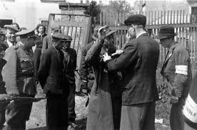 Německý Brod - end of WWII