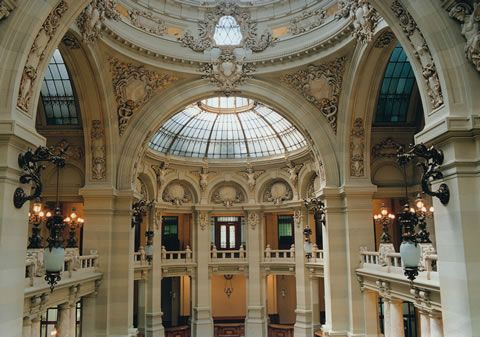 Bucharest..Palatul CEC..