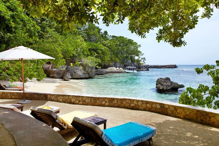 Ian Fleming Villa at Goldeneye, Jamaica Villa.... Why yes please
