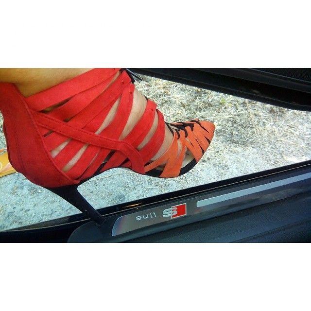 Zapato nuevo, coche nuevo