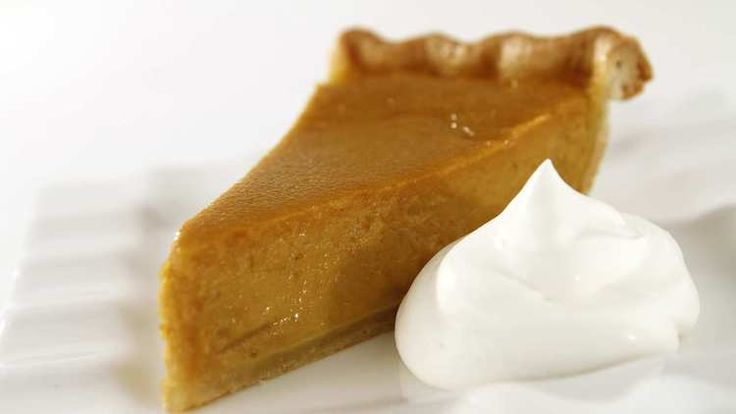 If Thanksgiving is the classic American food holiday, pumpkin pie is the classic ending for it. And there's no beating Donna Deane's version of the original pie.