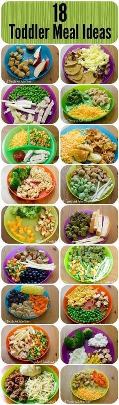 Time to feed the kids again! Expand their tastes with these fresh ideas for toddler meals from My Life of Travels and Adventures: Simple Toddler Meals: Part 2