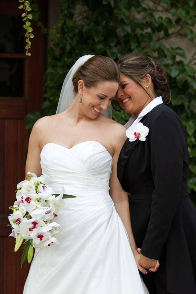 """""""Two brides are better than one."""""""