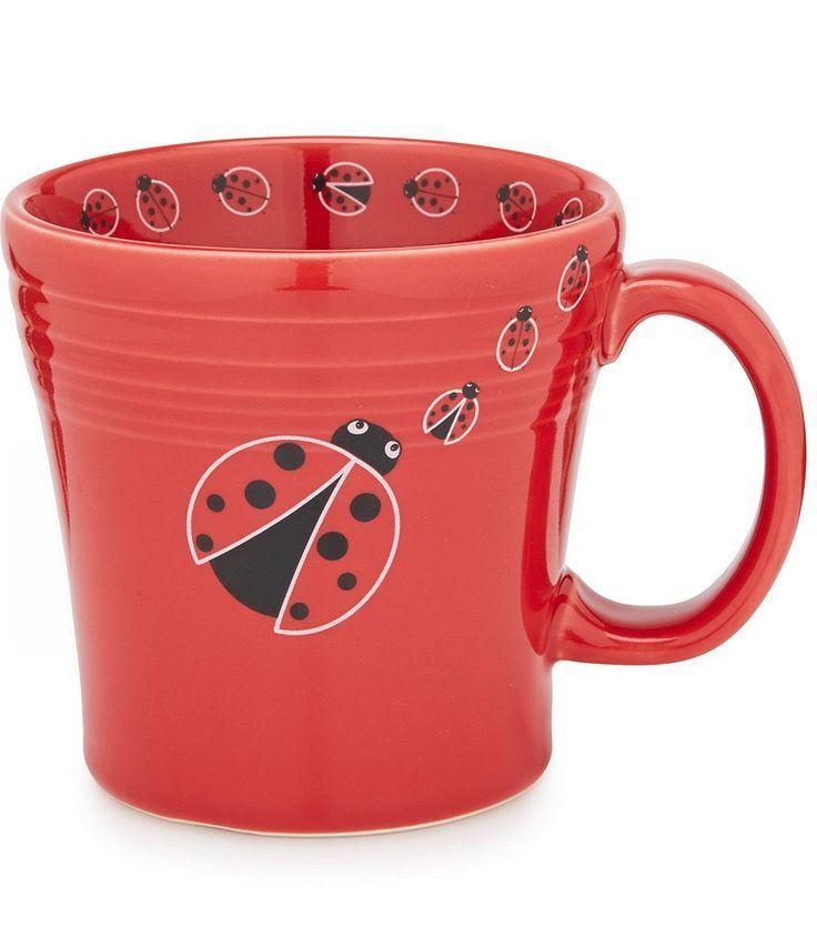 Fiesta Dinnerware Ladybug Tapered Ceramic Mug exclusively at Dillards