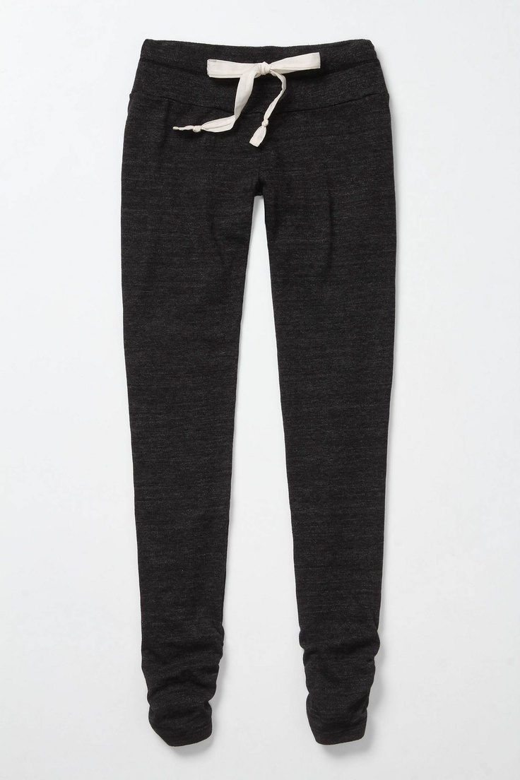 I would love to snuggle up in these Anthropologie pants.