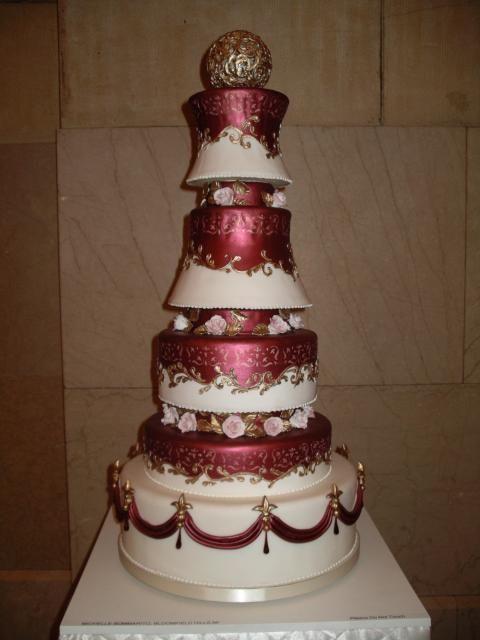 Michelle Bommarito Wedding Cakes