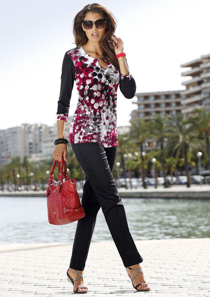 Shirttunika im online shop von ackermann versand mode for Mode versand