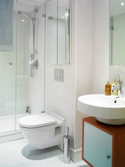 35 Best Bathroom Design Images On Pinterest  Bathroom Ideas Gorgeous Small Beautiful Bathrooms Review