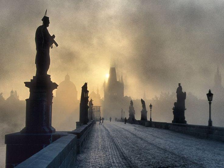 Podul Carol. Praga