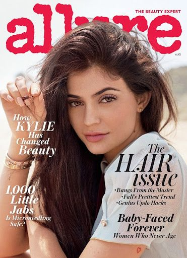 Kylie Jenner – Allure USA August 2016