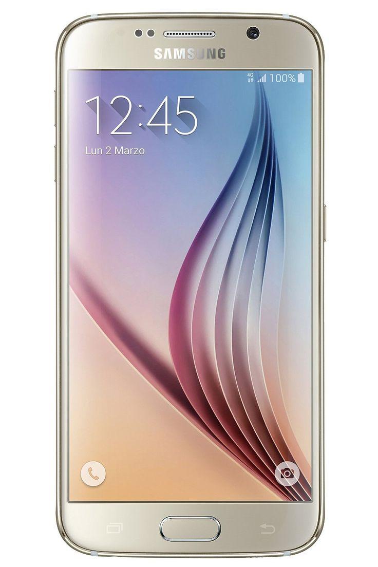 Samsung Galaxy S6 (Gold Platinum, 32GB)