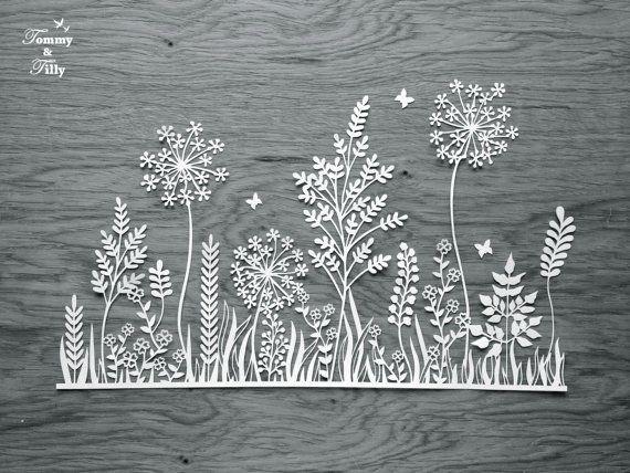 17 best ideas about Papercutting on Pinterest   Paper art, Gifts ...