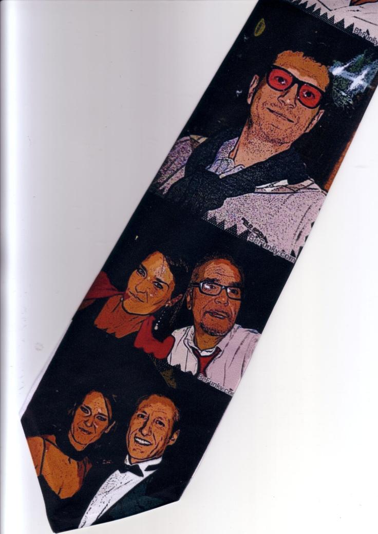Friend necktie