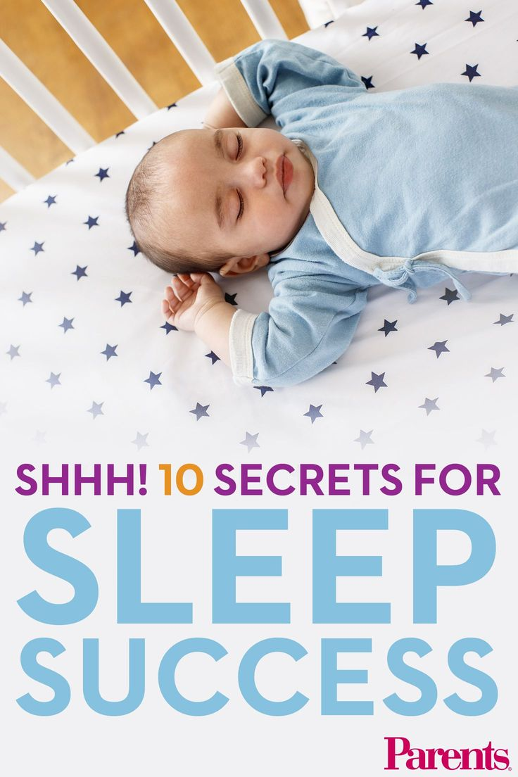 Pros reveal the insider strategies that really work when it comes to how to get a baby to sleep.